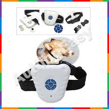 2x Ultrasonic Anti Barking Dog Collar Collars Training STOP Shock Control Dog
