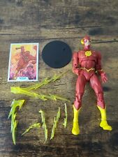 The Flash Rebirth DC Multiverse McFarlane Toys 7 Inch Action Figure