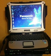 Panasonic Toughbook CF-19 MK5 Core i5 2.5GHz 4G Touchscreen GPS Fingerprint 320G