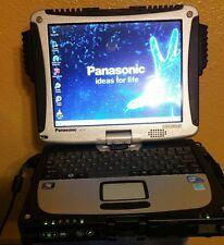 Panasonic Toughbook CF-19 MK5 Core i5 2.5GHz 4G Touchscreen GPS Fingerprint 250G