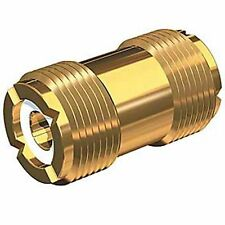 Shakespeare PL-258-G Gold Plated Marine Barrel Connectors