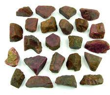 1000.00 Ct Natural Ruby Loose Gemstone Stone Rough Specimen Lot 23 Pcs - 5099