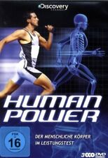 Human Power - Der menschliche Körper im Leistungstest (2009) 3 DVDs