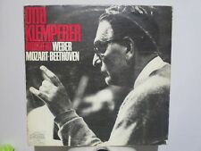 vinyl 33 tours OTTO KLEMPERER MOZART BEETHOVEN disque collector collection 33T