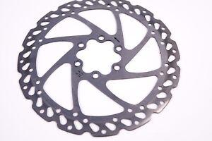 MTB disc brake rotor, Six bolt, IS standard 160mm