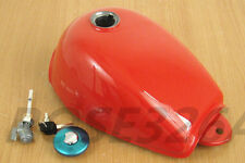 Fuel Gas Tank Cap Petcock for Honda Mini Trail Z50 Z50A Z50J Z50R Red