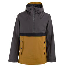 HOLDEN Snow 2019 Men's SCOUT ANORAK Jacket - Shadow/Black/Mojave - Medium - NWT