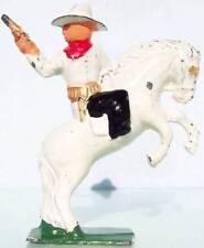 American Metal Am31 Cowboy On Rearing Horse 95%