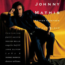 Johnny Mathis : Better Together: The Duet Album Vocal 1 Disc CD