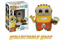 Minions Paradise - Phil with Coconut Pop! Vinyl Figure