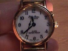 phillip persio uni-sex wrist watch for parts or repair