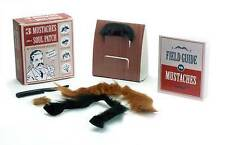 Three Mustaches and a Soul Patch: No Testosterone Required! by David Jones...