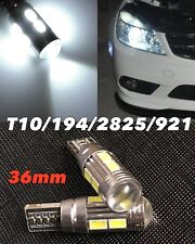 T10 LED back up reverse light bulb No Canbus Error 921 194 12961 for Benz Smart