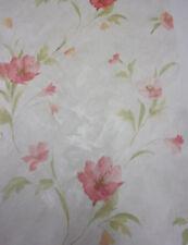 3 Rollen Rasch Textil Satin auf Vinyltapete,Blumen  0,49�'�/Meter   298030
