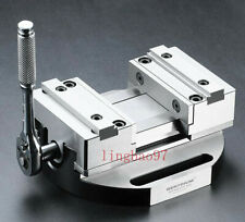 CNC Milling Machine Precision Self-centering Vice Flat Pliers Center Fixture