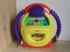 Kinder Kassetten Recorder Kassettenspieler von Fischerprice