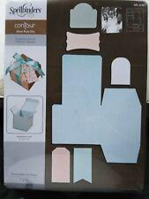 Spellbinders Contour Steel Rule Die box ++punch Large Cutting Die SR-016