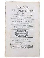 Madame Elisabeth 1791 Bourbon Peine de Mort Eglise des Theatins Paris Montmorin