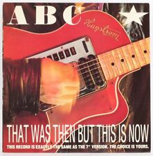 ABC, That Was Then But This Is Now   Vinyl Record *USED*