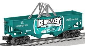 2013 Lionel 6-26488 Hershey's Ice Breakers Hopper New in the box