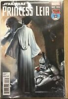 Star Wars Princess Leia #2 Mile High Comics Variant Cover 2015 Marvel Comics