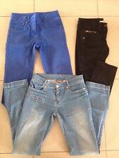 Jeans Ooxoo+jeans Bleu Électrique 14 Ans Be+ Kdo Pimkie Pantalon Noir