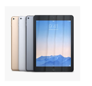 Apple iPad Air 2 16GB Wi-Fi Only 9.7 Inches Excellent Device Various Colours