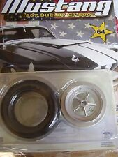 DEAGOSTINI FORD MUSTANG CAR GT MODEL SHELBY PARTWORK # 64 1:8 SCALE MUSCLE CAR