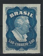 Brésil 1949, Roosevelt, 3 cr 80, Yv Nr. PA62 Neuf avec trace de charnière