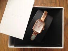 DKNY Stainless Steel Cityspire Rose Gold Bracelet Bangle Strap Watch NY2649