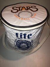Rare Vintage *NEW* 80s 90s LAS VEGAS STARS Baseball MILLER LITE BEER Bag COOLER