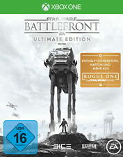 Star Wars: Battlefront - Ultimate Edition (Microsoft Xbox One, 2016)