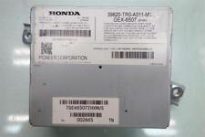 2012 Honda Civic XM Satellite control module computer 39820-TR0-A01
