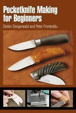 Pocketknife Making for Beginners / knifemaking / knives / pocketknives