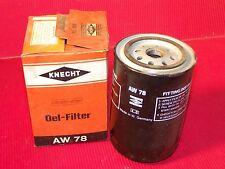 Ölfilter Knecht AW 78 für Opel