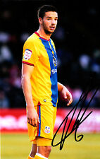 Crystal Palace F.C Aaron Martin Hand Signed 12/13 Photo 6x4 2.