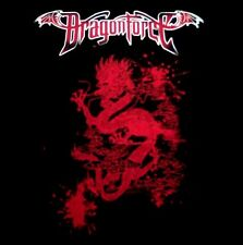 DRAGONFORCE cd lgo DRAGON BLOOD Official SHIRT XL New oop