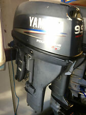 Yamaha 9.9hp High Thrust 4 stroke Outboard Parts