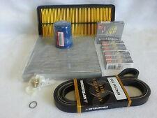 Tune-Up-Kit- NGK Spark Plug Filter Belt Kit 2004-2006 Acura TSX 2.4L 4Cyl