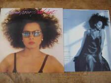 Diana Ross Red Hot Rhythm and Blues + Inner Pochette EMI 1987 UK