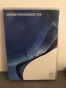 Photoshop CS3 - Mac - Full Retail - Box & Discs