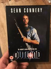 Outland-Sean Connery 1981(R2 DVD)Original 1998 DVD Release High Noon In Space