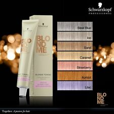 Schwarzkopf Professional BLONDME Toning Cream Sand Toner 60ml