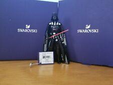 Star Wars Darth Vader - Brand New in Box - Swarovski Crystal Figure