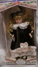 Victorian Collection Limited Edition Porcelain Doll by Melissa Jane Item# 76867