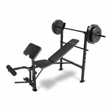 Weight Set Combination Strength Training Benches For Sale In Stock Ebay