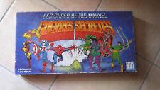 Jeu de plateau - Les super Héros Marvel - Guerres Secrètes - Vintage