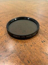 52mm (CPL) Circular Polarizer Filter (Black)