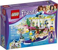 Lego Friends 41315 HEARTLAKE SURF SHOP Mia kayak jetty surfboard NEW