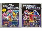 TRANSFORMERS G1 Reissue cassettes Squawktalk Beastbox & Slugfest Overkill